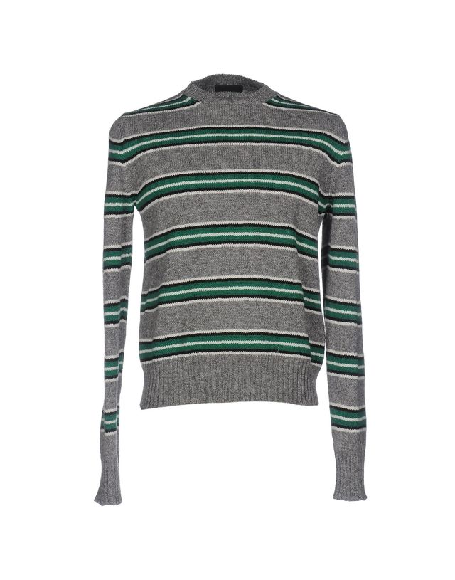Prada Striped Sweater