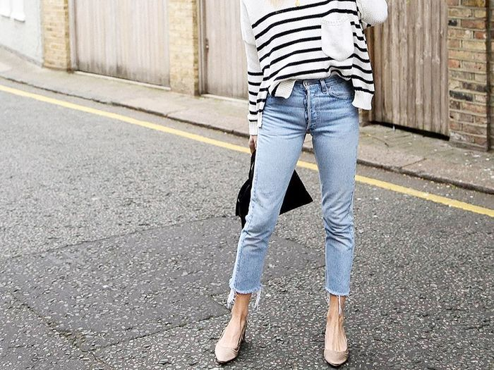 The Best Shoes to Wear With Skinny Jeans This Summer | Who What Wear