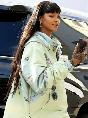 See the Shoes That Took Rihanna 60 Minutes to Put On