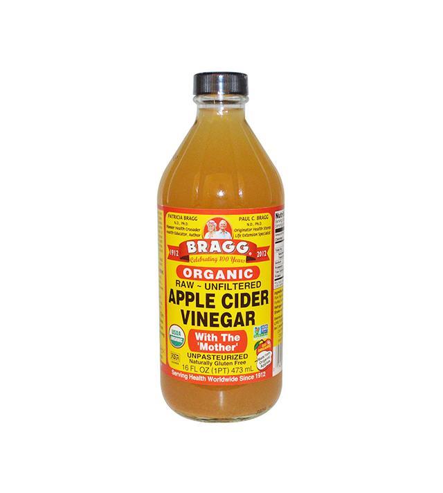 apple cider vinegar - how to get rid of dark spots on the face