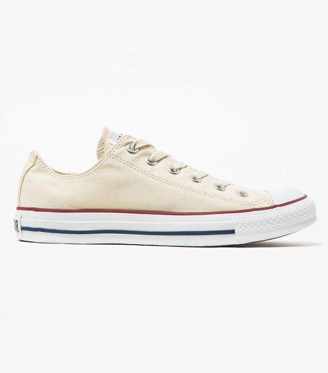 Converse Low Top All Star Sneakers in Natural
