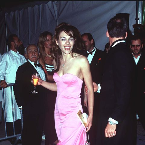 Cannes Film Festival red carpet - 90s style