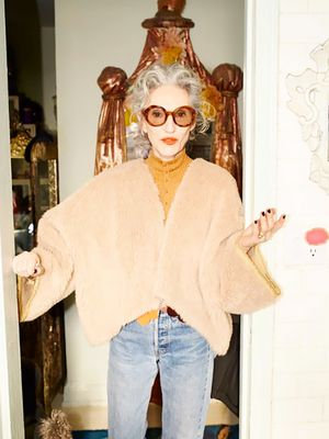 Step Inside Linda Rodin's Insanely Stylish NYC Apartment