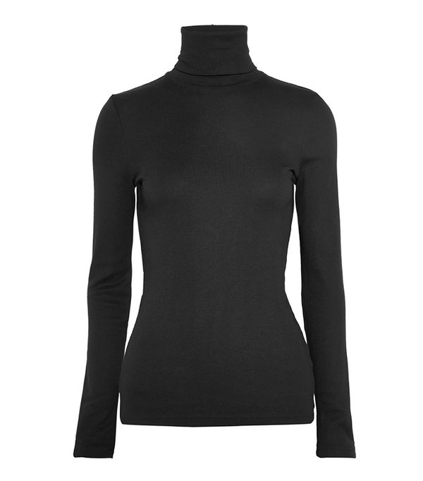 2 in 1 dress trend - Splendid Turtleneck Top