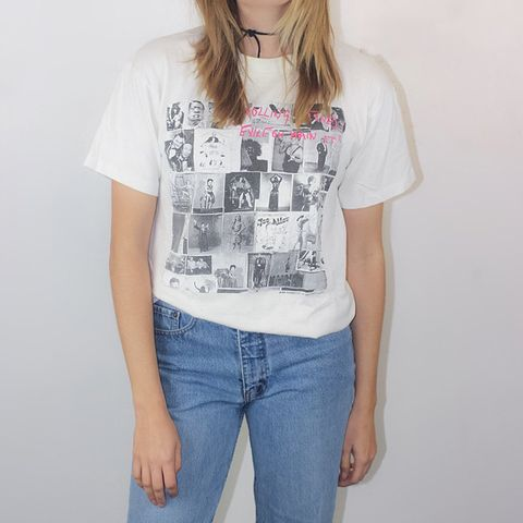 Rolling Stones Vintage T-Shirt