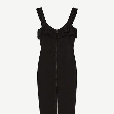 Zip-Up Dress