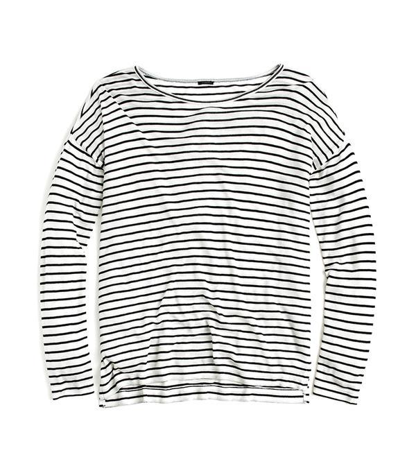 summer dress styles - J. Crew Deck T-Shirt