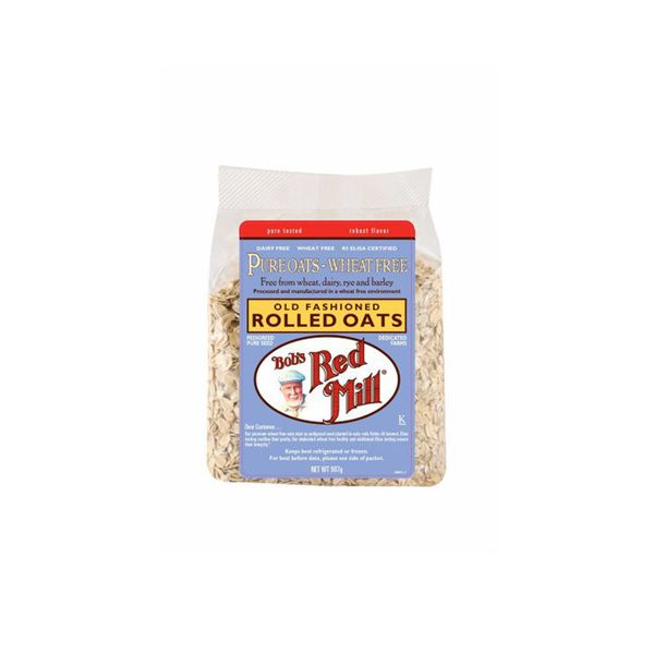 Bob's Red Mill Rolled Oats Pure Wheat Free