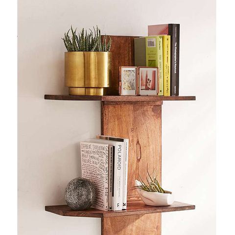 Pirro Double Wall Shelf