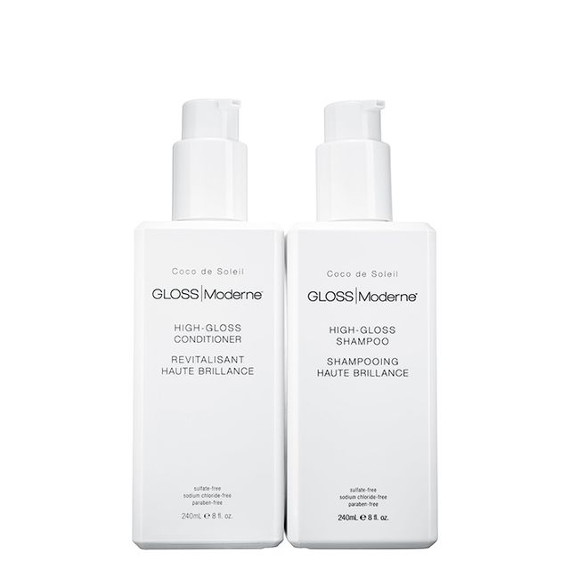 High-Gloss Shampoo and Conditioner Duo