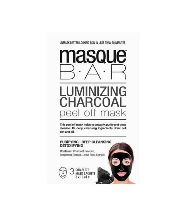 Masque Bar Luminizing Charcoal Peel Off Mask