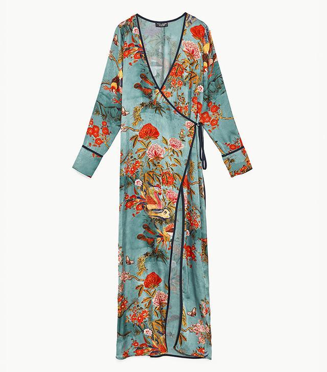 Zara Kimono Dress