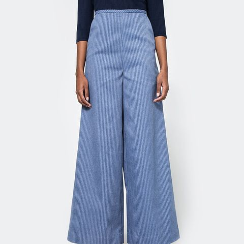 Tita Sailor Cut Wide Leg Pants