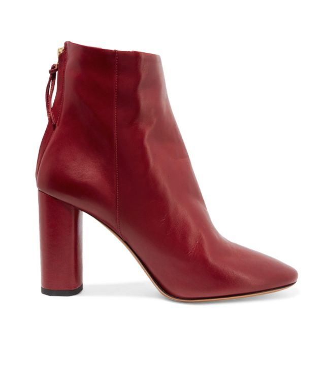 Isabel Marant Agora Leather Boots