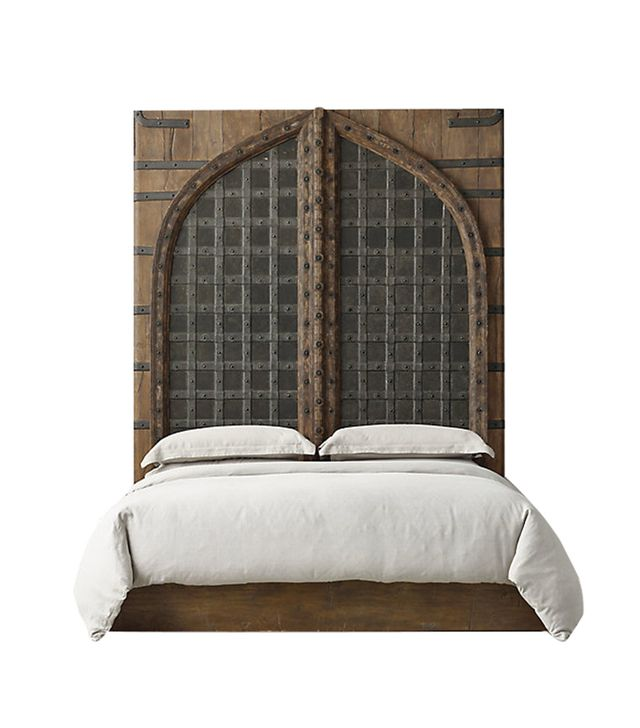 Restoration Hardware Indian Fortress Bed