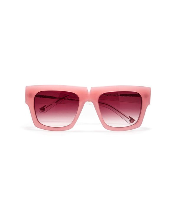 Summer Trend Forecasting: Pared Bread & Butter Sunglasses