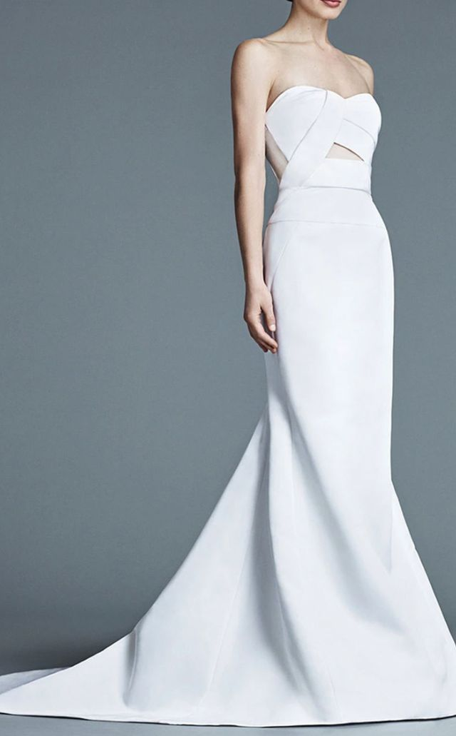 J. Mendel The Adelaide Gown