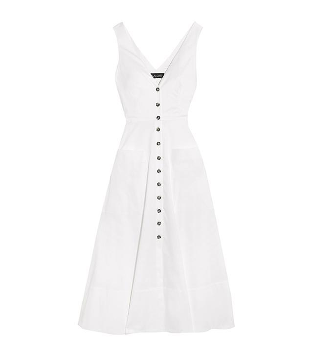 Saloni Cutout Dress