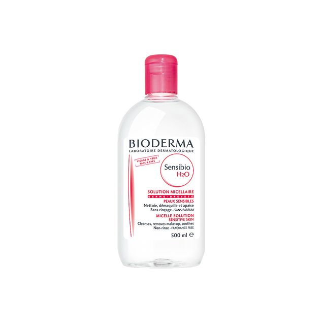 Bioderma Sensibio H20 - French Skincare Routine