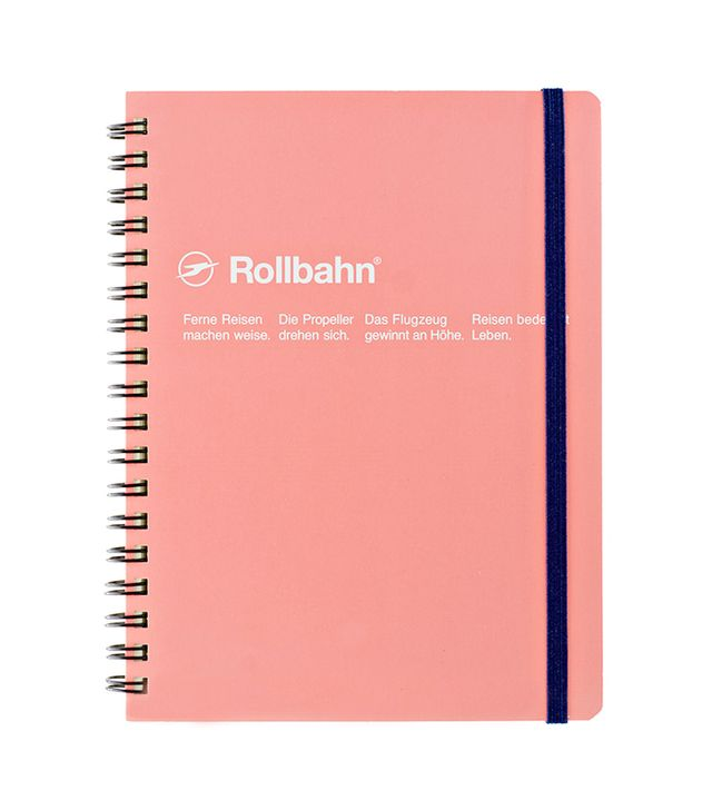 Delfonics Rollbahn Spiral Notebook Large