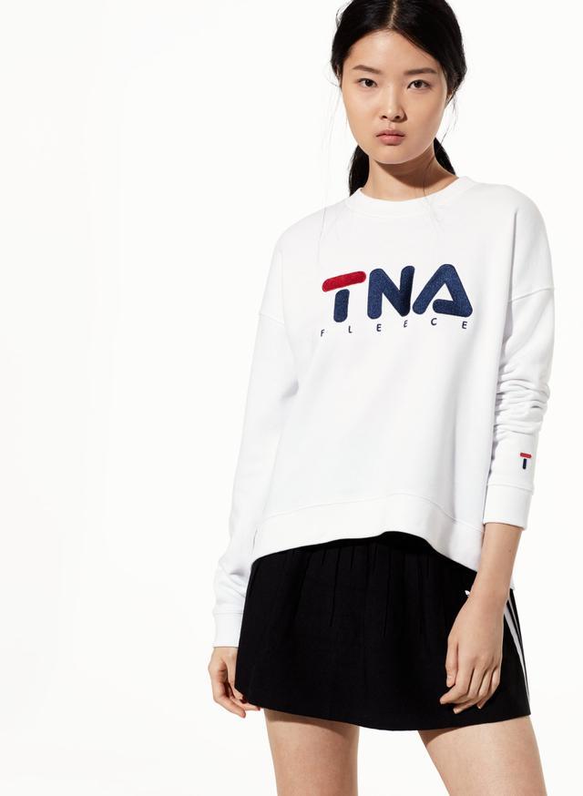 Tna for Aritzia Updrift Sweater