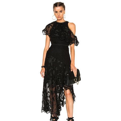 Mercer Bird Floating Dress