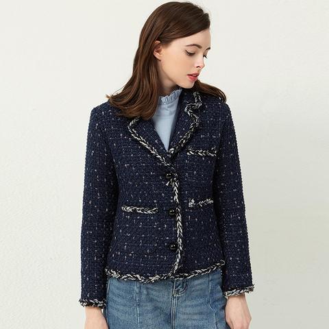 Ally Tweed Jacket