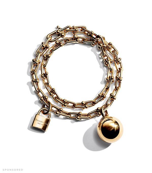 New style icons: Tiffany City HardWear Wrap Bracelet