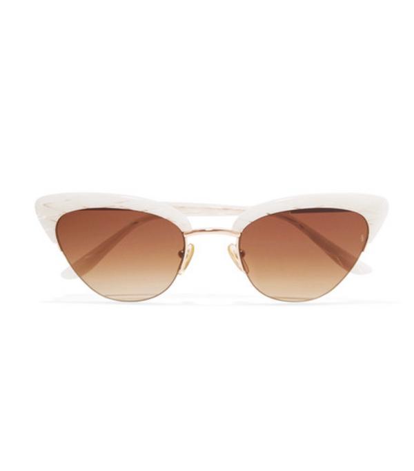 New style icons: Sunday Somewhere Sunglasses