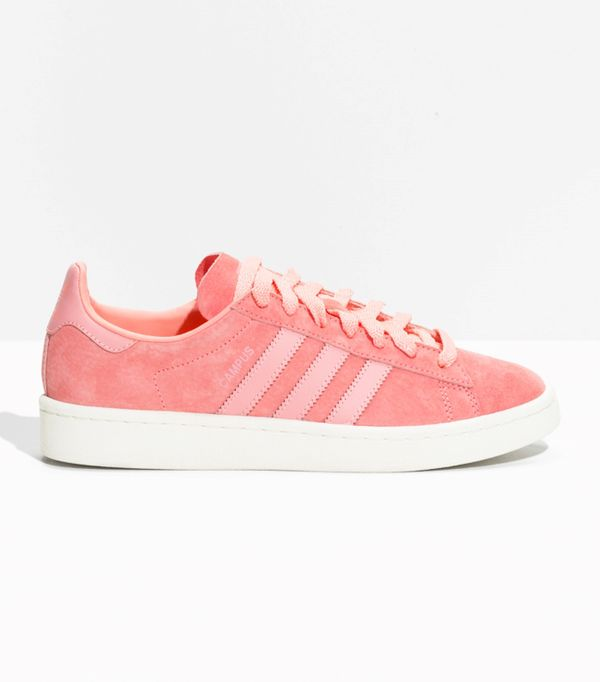 New style icons: Adidas trainers