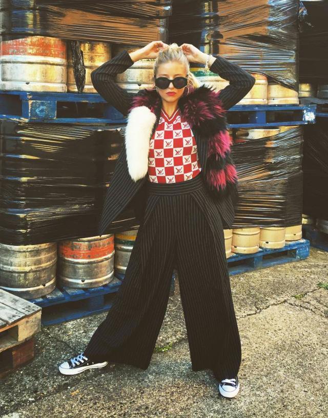 new style icons: Phoebe Lettice