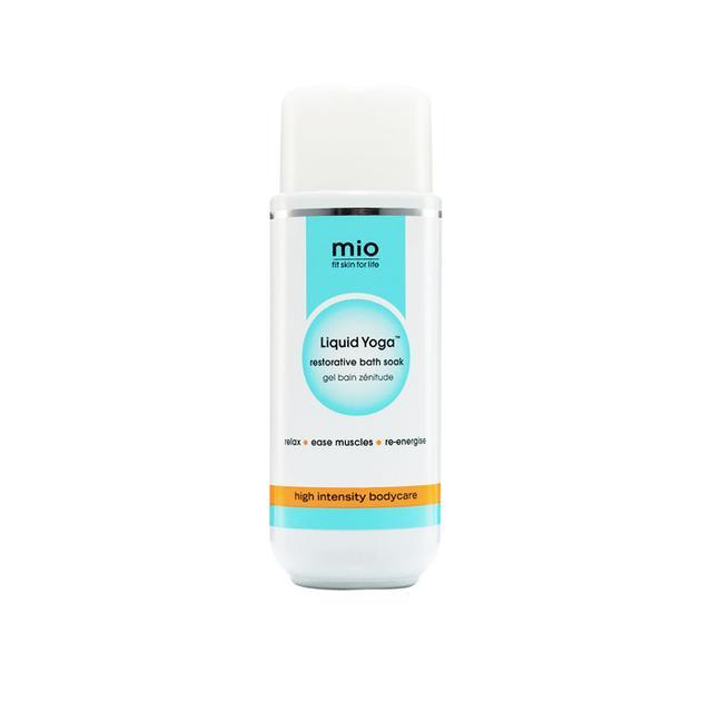 How to deal with stress: Mio Liquid Yoga Restorative Bath Soak