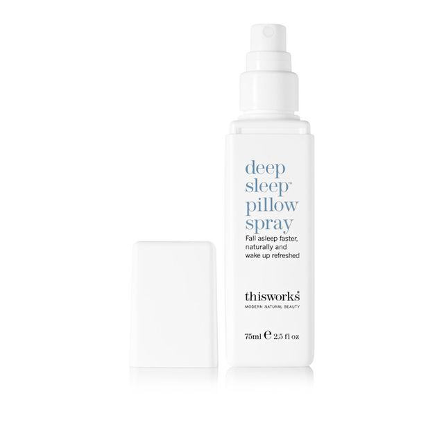 How to deal with stress: This Works Deep Pillow Spray