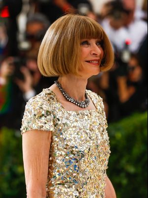 Now That's Dame Anna Wintour to You