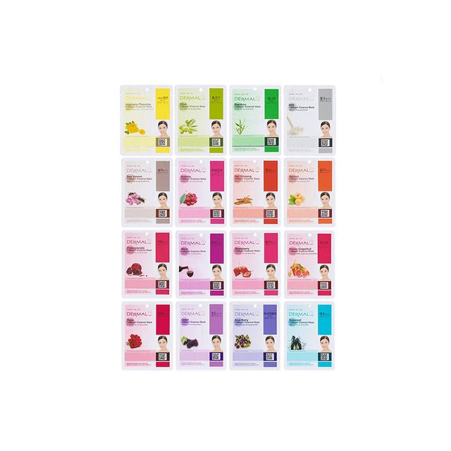 Dermal Korea  Collagen Essence Full Sheet Masks