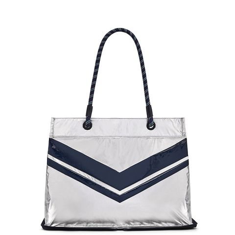 Chevon Packable Tote