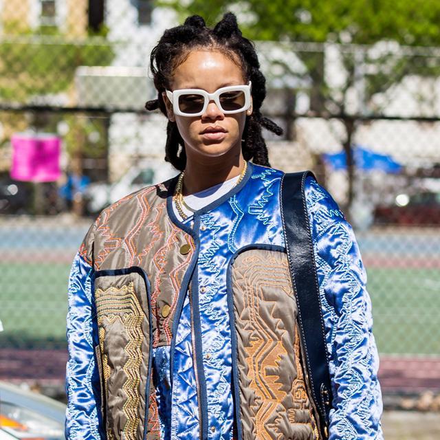 Has Rihanna Found the Sunglasses of Summer 2017?