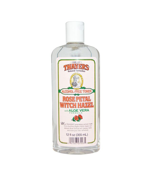 Thayers Rose Witch Hazel - best beauty products