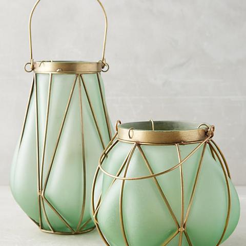 Seaglass Lantern