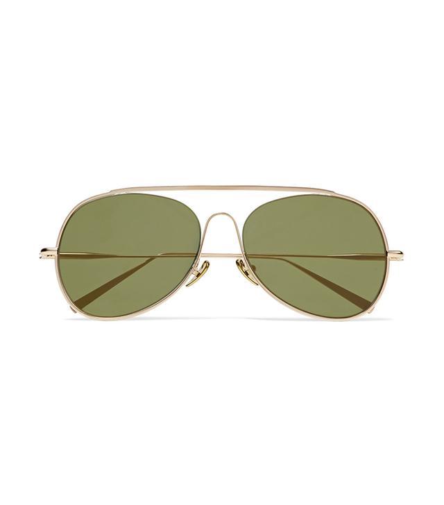 Acne Studios Spitfire Aviator Sunglasses