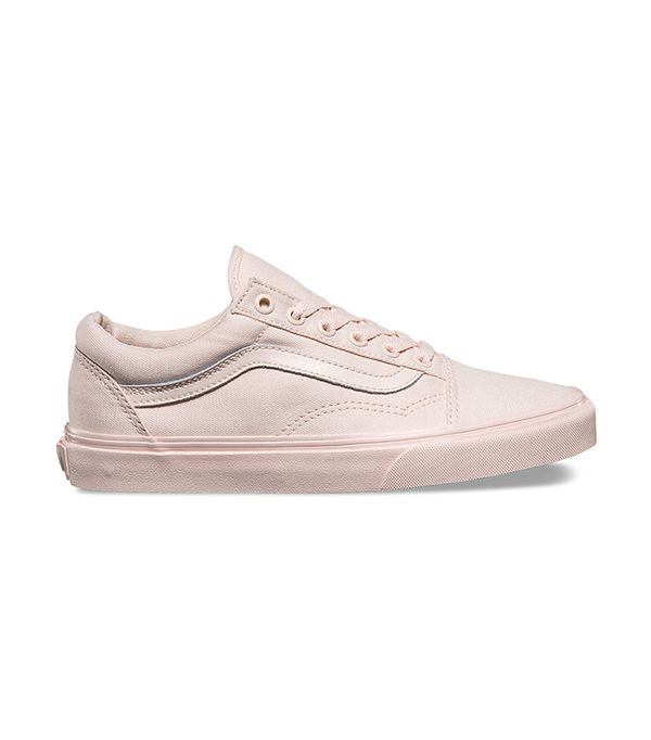 Vans Mono Canvas Old Skool