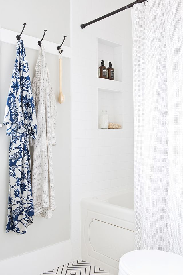 Before and After Bathrooms — Small Bathroom Layout