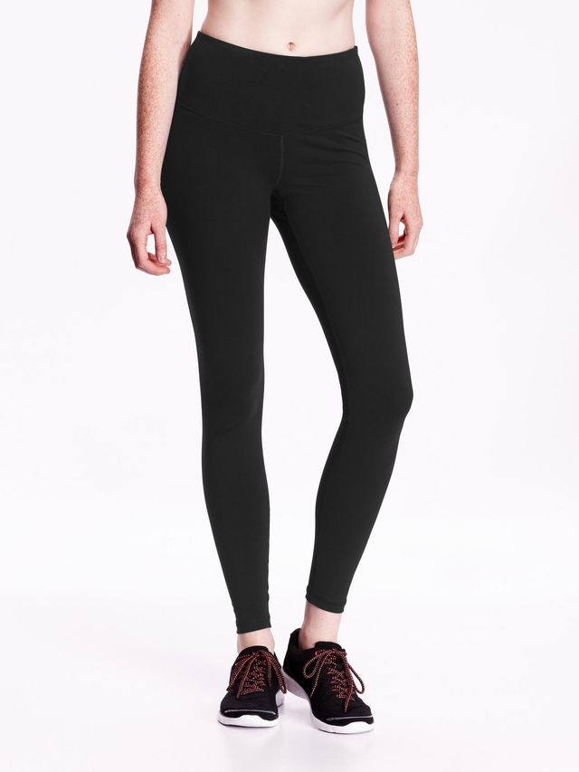 Old Navy High-Rise Go-Dry Compression Leggings