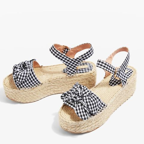Wendy Bow Wedges