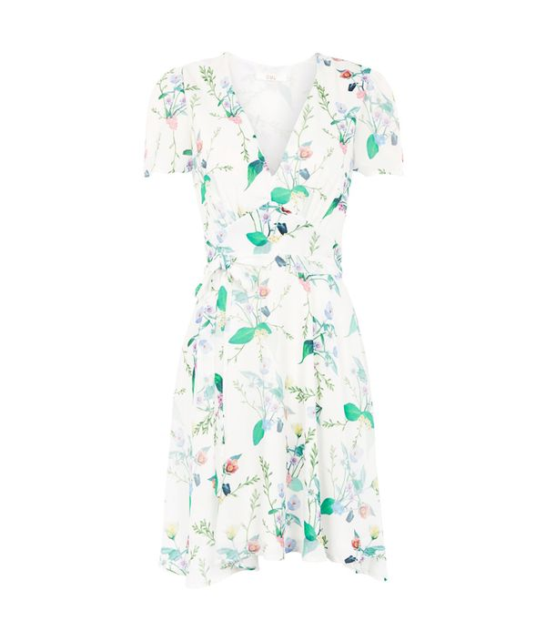 Topshop trends 2017: Floral tea dress