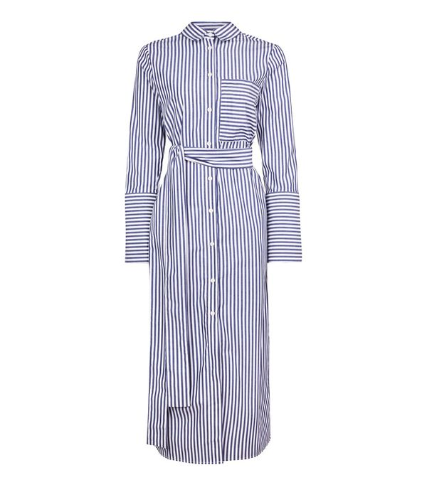 Topshop trends 2017: Stripe shirt dress by Boutique