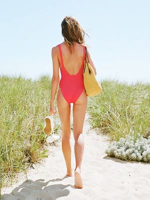These One-Piece Swimsuits Have the Best Reviews
