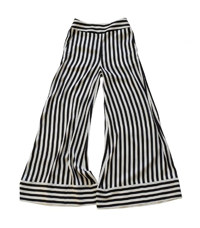 By Malene Birger Silk Trousers