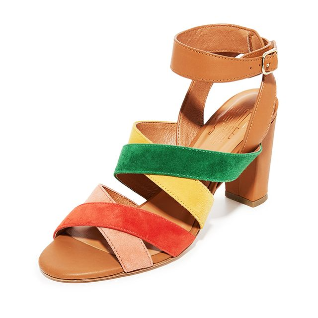 New Sandals Brands 2017: Charlotte Stone