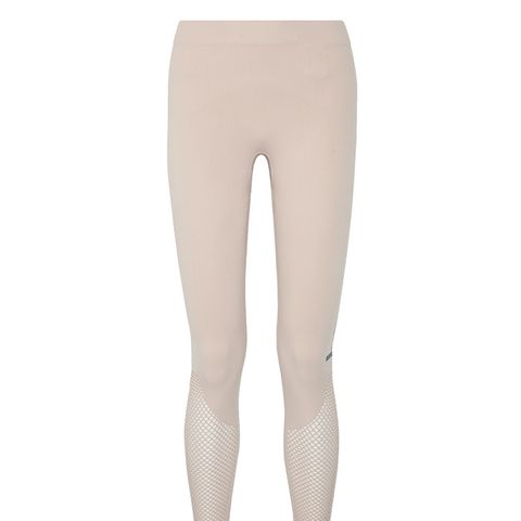 The Mesh Tight Stretch Leggings